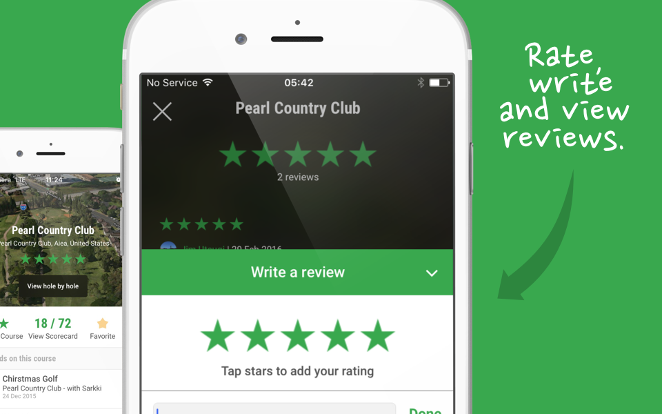 Golf GameBook | courses rating | live scoring app