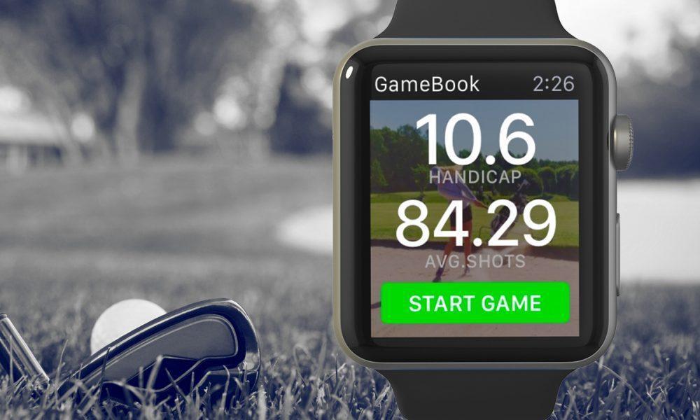 Golf GameBook   Apple Watch   golf gps livescoring digital scorecard