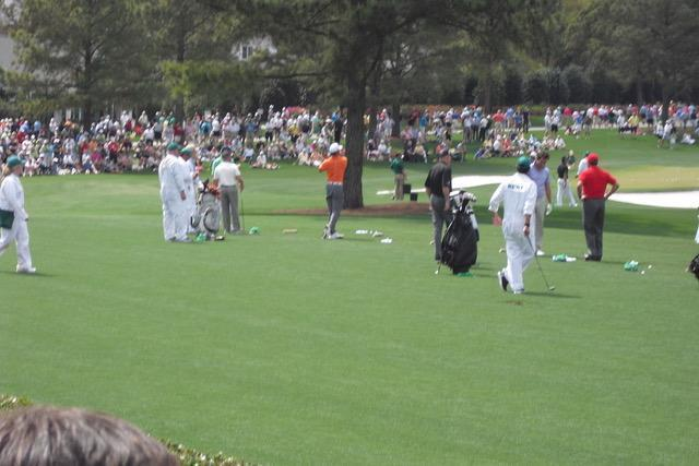 Golf GameBook | John Kim at The Masters